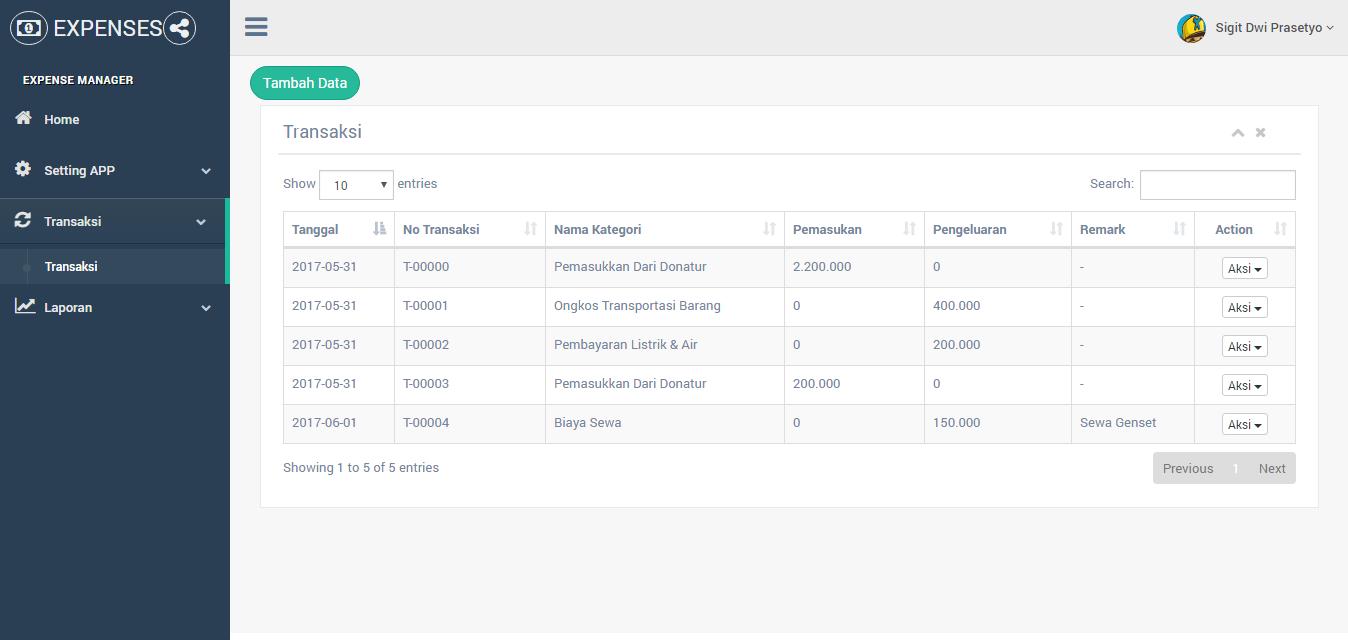 Aplikasi-Pencatat-Keuangan-Harian-Berbasis-Web-transaksi