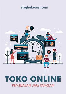 Website Toko Online Bonfire