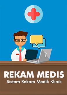 Aplikasi Rekam Medis dengan PHP dan Mysql