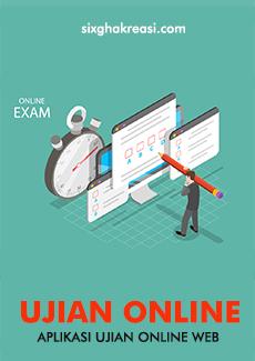 Aplikasi Ujian Online PHP dan MYSQL