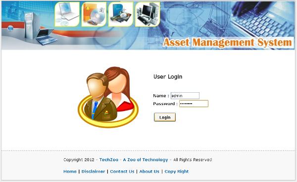 Source Code Sistem Manajemen Aset IT Menggunakan PHP dan Mysql
