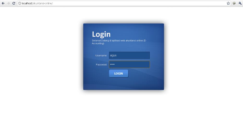 Source Code Gratis Aplikasi Akuntansi Sederhana Berbasis Web dengan PHP